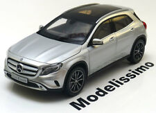 1:18 Norev Mercedes GLA-Class X156 SUV 2013 silver