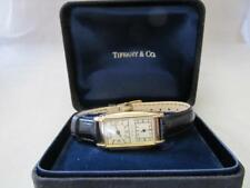 Vintage Tiffany & Co.1930 's 10k Gold filled Ladies Watch Manual Wind