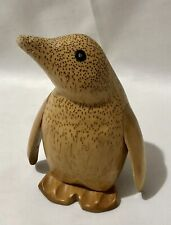 DCUK Penguin Natural Wood