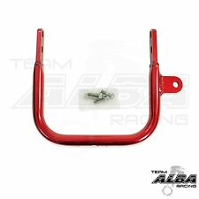 Yamaha Raptor 660  Grab Bar Bumper  Aluminum    Alba Pro Elite Red  203 T5 R