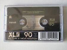 1 K7 AUDIO CHROME TYPE 2 DE MARQUE MAXELL UD XL 90 MINUTES