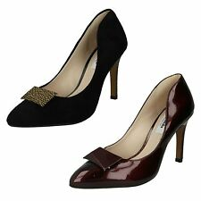 Clarks Suede Party Shoes for Women