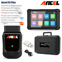 "Ancel X5 OBD2 Wifi Scanner Car Diagnostic Tool Auto Scanner +8"" Windows Tablet"