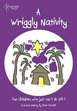 A Wriggly Nativity, Fardell, Peter, Very Good condition, Book