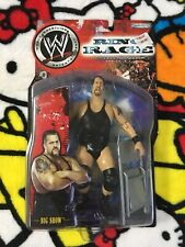 Big show Action Figure WWE Ring Rage RARE VARIANT FACTORY SEALED