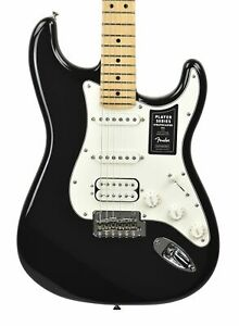 Fender Player Stratocaster® HSS in Black