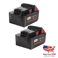 Milwaukee 18V Replace Battery 6.0Ah For M18 48-11-1820 Cordless Power Tools