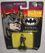 #9599 NRFC Ertl Batman Returns Die Cast Mini Catwoman Figure