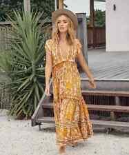 Brand New Poet Maxi Dress