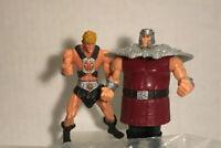 Lot of 2 Masters of the Universe McDonald's Figures He-Man Ram-Man 2003