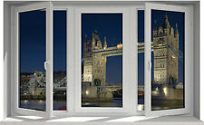 Sticker fenêtre London Bridge130x80cm F24