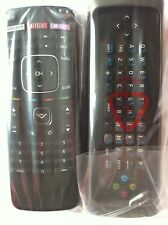 New Vizio Smart Qwerty Keyboard XRV1TV Remote M370SR M420SR  E3D470VX M320SR