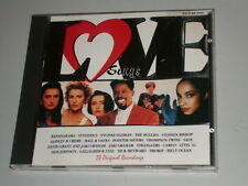 Love CANZONI CD con Thomson Twins Billy Ocean Sade Smokie Bananarama level 42...