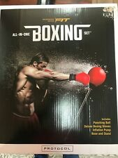 Protocol All-In-One Professional Series Boxing Set New Never Opened