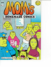 Mom's Homemade Comics #3 (Sep 1971, Kitchen Sink Press)