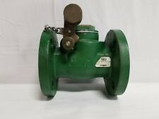 "Morrison Bros 346-DI Series 2"" Flanged 150# Fusible Link Safe Valve"