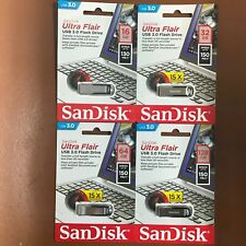 NEW SanDisk Ultra Flair USB 16 32GB 64GB 128GB Flash Drive Memory Stick 150MB/s
