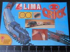 Treno Coca Cola Vintage Toy WIND UP Train LIMA TOYS CRICK