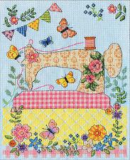 Cross Stitch Kit - Design Works - Sewing Machine - #DW2948