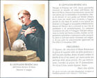 HOLY CARD SANTINO IMAGE PIEUSE - B. GIOVANNI BENINCASA, dei servi di Maria