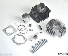 Suzuki Quad master LT-A50 Cylinder Piston Gasket Top End Kit 2002 2003 2004 2005