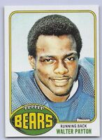 "1976  WALTER PAYTON  - Topps ""ROOKIE REPRINT"" Football Card - # 148 - CHICAGO"