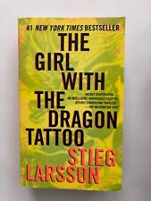 The Girl with the Dragon Tattoo (Millennium) by Stieg Larsson