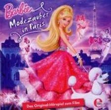 BARBIE: MODEZAUBER IN PARIS - HÖRSPIEL ZUM FILM CD NEU