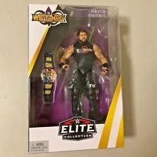 WWE Kevin Owen Elite Series Wrestlemania 34 Action Figure w/ U.S. Title Belt