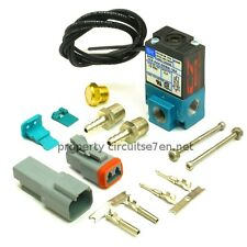 MAC Boost solenoid valve BCS 35A-AAA-DDBA-1BA  The  best value kit