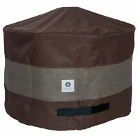 Duck Covers Ultimate Round Fire Pit Cover, 36-Inch