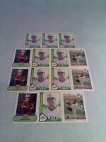 *****Grady Hall*****  Lot of 50 cards.....5 DIFFERENT