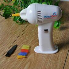 Wax Vac ear cleaner-rimozione della cera a pile
