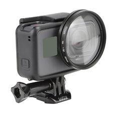 Hero 5 Black Camera 52mm Close Up +10 Camera Lens Filter 10X Macro for Gopro