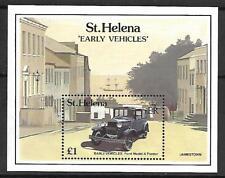 St. HELENA SOUVENIR SHEET #523 (NH) FROM 19