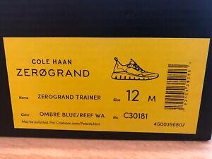 Cole Haan Men's Shoes ZeroGrand Trainer Size 12 M