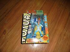 "Futurama 'Captain Yesterday ""Fry"" World Authentic Futurama Figure Toynami 2008"