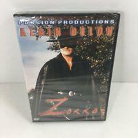 Zorro Movie Alain Delon DVD