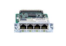 Cisco HWIC-4ESW EtherSwitch High Speed WIC Card