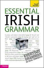 Essential Irish Grammar: Teach Yourself, D�naill, �amonn �, Used; Good Book