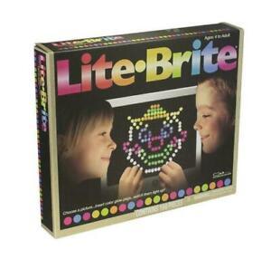 Lite Brite 214Pc Magic Screen Brand New in Box Sealed