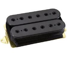 DIMARZIO DP152 Super 3 Humbucker Electric Guitar Pickup - BLACK F-SPACED