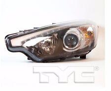 TYC NSF Left Side Halogen Headlight For Kia Forte w/LED Position 2014-2015 Model