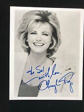 Cheryl Tiegs Autograph - Hand Signed 8x10 Photo - Authentic