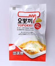 FORMAGGIO TORTA DI RISO Borsa topokki yopokki dalla Corea - 240g x2