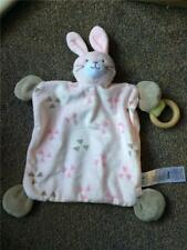 Toys 'R Us 2017 Blankie Pink Rabbit Imagination Geoffrey Excellent pre-owned gw
