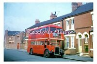 gw0001 - Doncaster Bus RTW 48 at Windle Road , Hexthorpe in 1971 - photograph