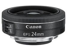 Canon SLR Camera Lens EF-S 24mm f/2.8 STM from Japan New!