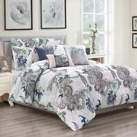 8 Piece Portia Comforter Set