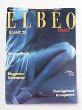 ELBEO DAILY GLANZ 20 Taille 3 (42/44) Collant voile brillant 20den Moka